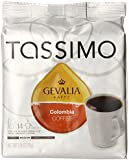 Tassimo Gevalia Colombia Coffee T-DISCs for Tassimo Brewer, 14-Count, 3.88 Ounce
