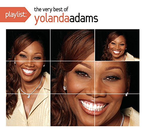 Yolanda Adams - Playlist: The Very Best Of Yolanda Adams( Eco-Friendly Packaging) - Zortam Music