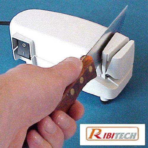 Affilacoltelli elettrico 40 watt affila coltelli e forbici accessori cucina