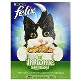 Felix Inhome Sensations Katzenfutter, 1er Pack (1 x 1 kg)