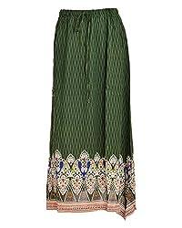 Beautiful Clothes Women's Regular Fit Skirt