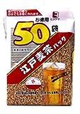 常陸屋 徳用 江戸麦茶 パック 10g×50