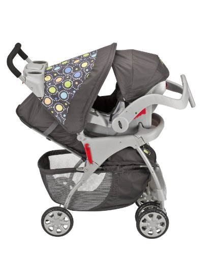 Evenflo Journey Travel System, Atom Grey
