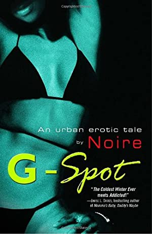 book cover of G-Spot
