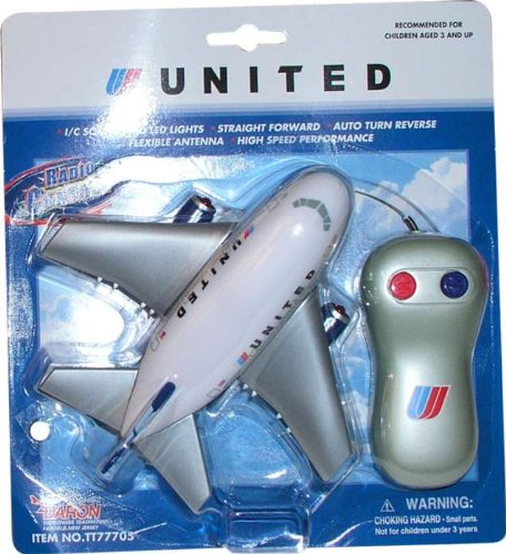 Cheap Medium United 1 Hand Radio Control Plane