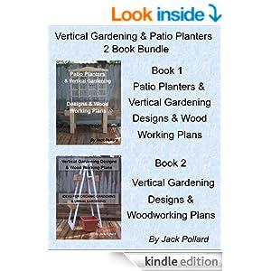Patio Planters Vertical Gardening Designs Wood
