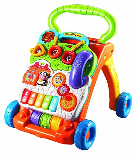 [Vtech Toys Sit to Stand Learning WALKER, Interactive Activity Panel BABY WALKER] (Cocktail Honey Costumes)