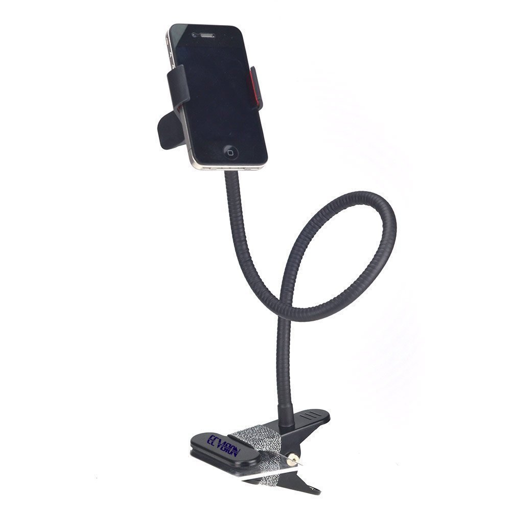flexible arm cell phone holder