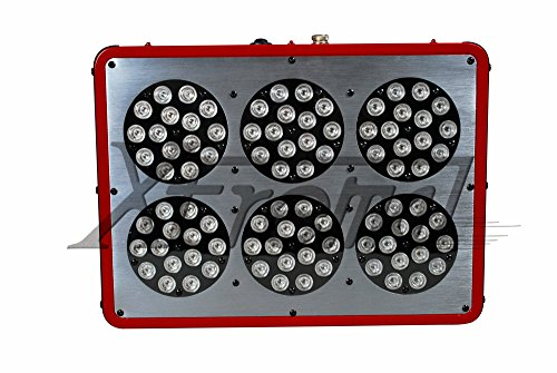 Xtreme Work® Apollo-6 Full Spectrum 270W (90*3W) Led Grow Light For Indoor Plant Growing Plants And Garden Greenhouse With Ir