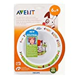 Philips AVENT Toddler bowl small 6m White SCF70600