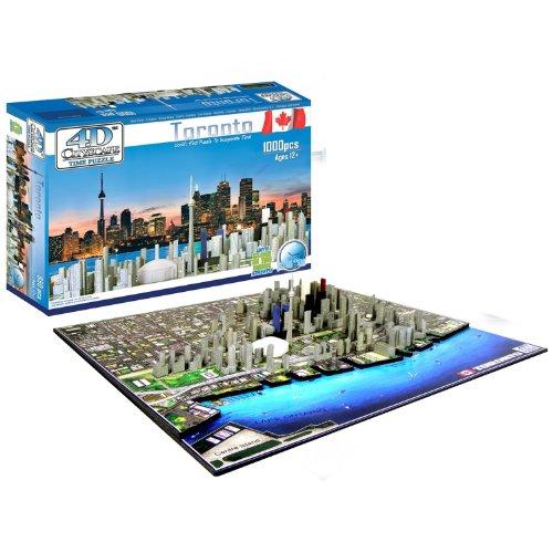 Toronto City 4D Puzzle