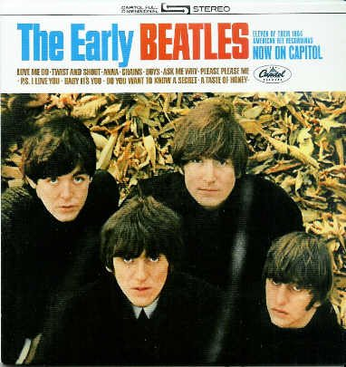 The Beatles - THE EARLY BEATLES [ MINI-LP } CD - Zortam Music