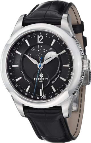 Perrelet Moonphase Men's Watch A1039/7