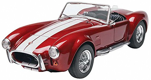 Revell-Monogram-Shelby-Cobra-427-Plastic-Model-Kit