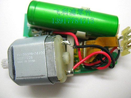 yhc-motherboard-main-pcb-w-battery-batterie-motor-cable-lcd-display-for-philips-shaver-hq9090