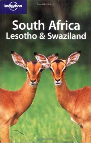 South Africa Lesotho & Swaziland (Lonely Planet South Africa, Lesotho & Swaziland)