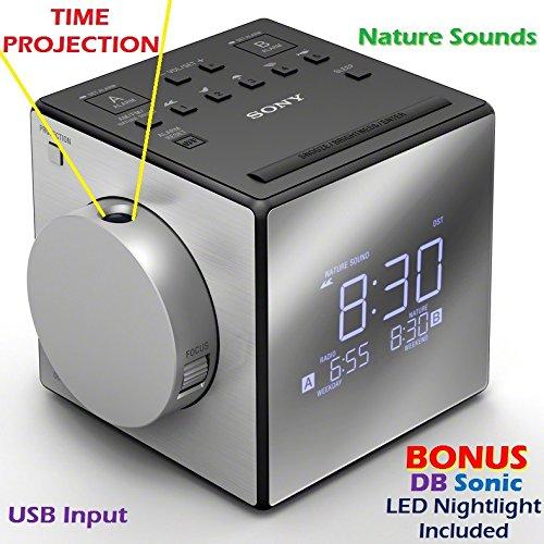 sound machine with clock