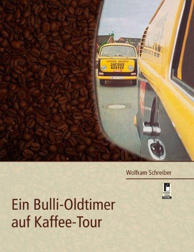 Ein Bulli-Oldtimer auf Kaffee-Tour