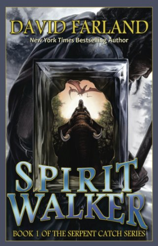 International best-selling author David Farland's sci-fi Spirit Walker: Book One of the Serpent Catch Series