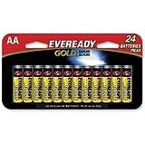 Eveready Gold Alkaline AA Batteries