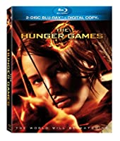 The Hunger Games 2-disc Blu-ray Ultra-violet Digital Copy from Lions Gate