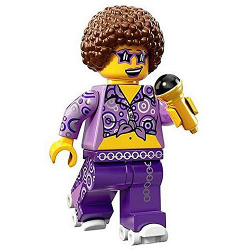 LEGO Minifigures Series 13 Disco Diva Construction Toy - 1