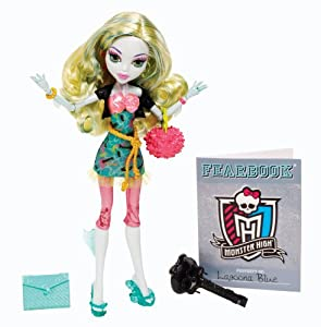 Monster High Picture Day Lagoona Doll, Blue