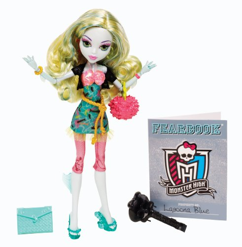 Monster High Picture Day Lagoona Blue Doll - 1