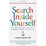 Search Inside Yourself: The Unexpected Path to Achieving Success, Happiness (and World Peace) ~ Chade-Meng Tan