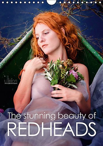 the-stunning-beauty-of-redheads-wall-calendar-2017-din-a4-portrait-sensual-beauty-longing-month-cale