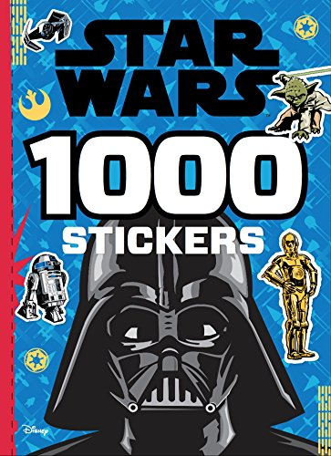 Star Wars, 1000 STICKERS