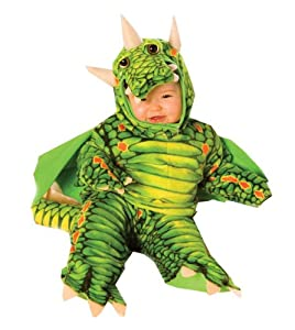 Dragon Costume: Baby's Size 2T-4T