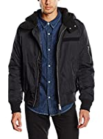 Cheap Monday Chaqueta Space Bomber (Negro)