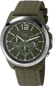 Esprit Herren-Armbanduhr XL Hayward Chronograph Quarz Kautschuk ES106401004