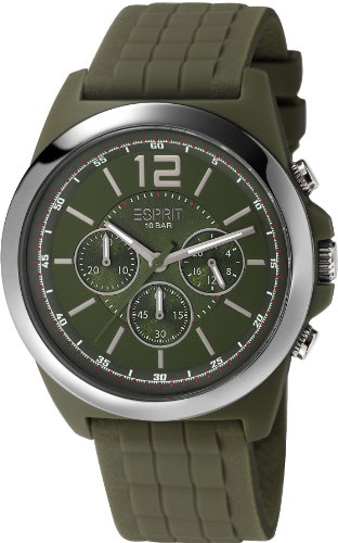 esprit-mens-quartz-watch-hayward-with-green-dial-and-green-plastic-strap-es106401004