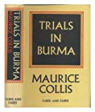 img - for Trials in Burma book / textbook / text book
