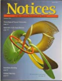 img - for Notices of the American Mathematical Society January 2007 Vol. 54 No. 1 book / textbook / text book
