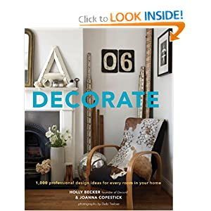 Decorate: 1,000 Design Ideas for Every Room in Your Home [Hardcover]