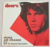 people are strange / mono 45 rpm single