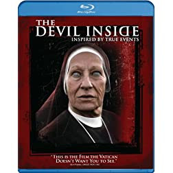 The Devil Inside [Blu-ray]