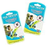 Tick Twister Tick Remover Set with Sm...