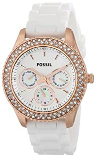 "Fossil Women's ES3454 ""Stella"" Stainless Steel Watch"