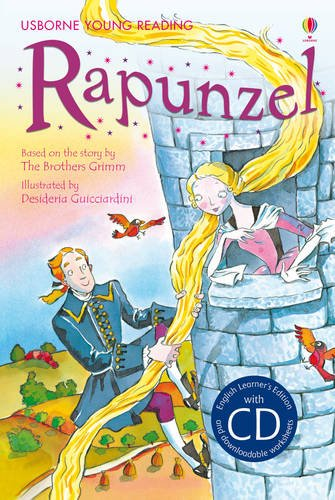 Rapunzel. Con CD Audio (Usborne Young Reading)