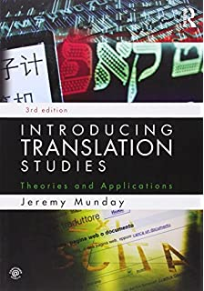 Introduction to Translation Studies - Jeremy Munday