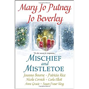 Mischief and Mistletoe anthology