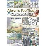 Alwyn's Top Tips for Watercolour Artistsby Alwyn Crawshaw