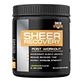 Sheer Strength Labs Recovery Post Workout Supplement, 44 Ounce
