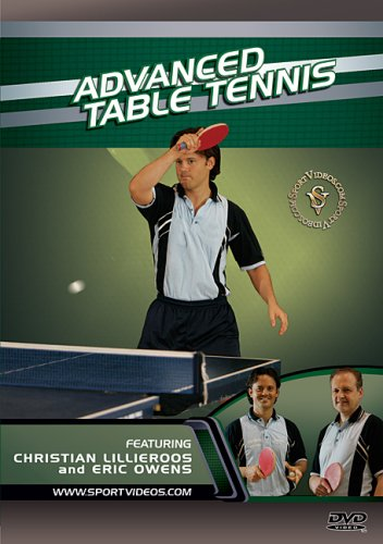 Advanced Table Tennis [DVD]