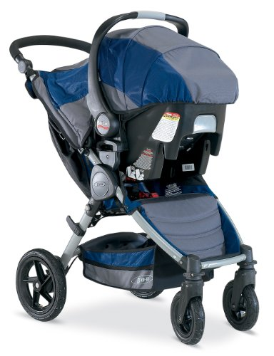 BOB Motion Travel System, Navy - 1