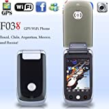 NEW UNLOCKED FLYING F038 GPS WIFI TV JAVA FM BLUETOOTH 2.0 QVGA TOUCH SCREEN MOBILE PHONE RRP £119.99